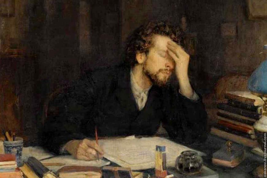 Cómo escribir una carta de presentación para una pintura clásica de bloque de escritor de solicitud de trabajo