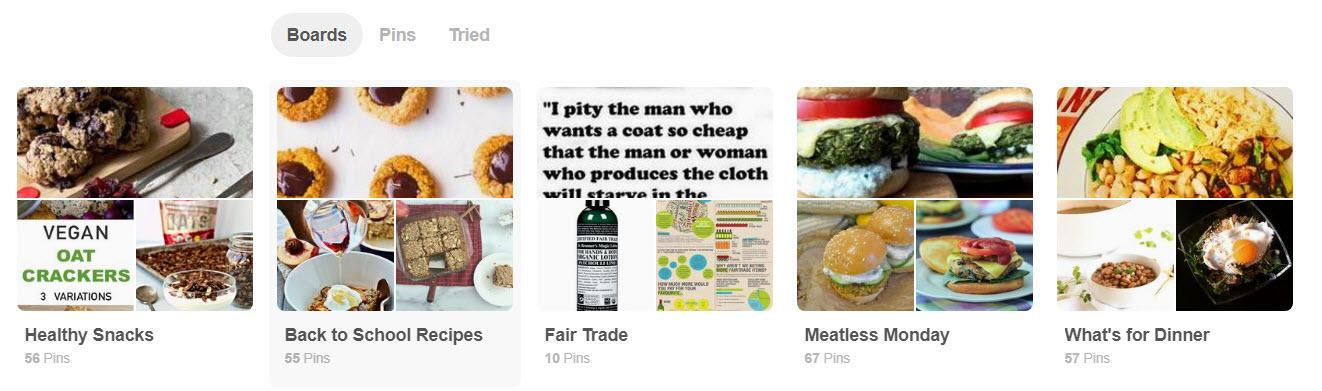 Marketing ético Farmer Direct Coop Canada Pinterest
