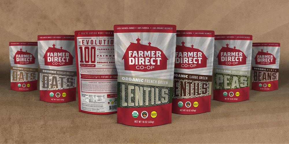 Comercialización ética de productos Farmer Direct Coop