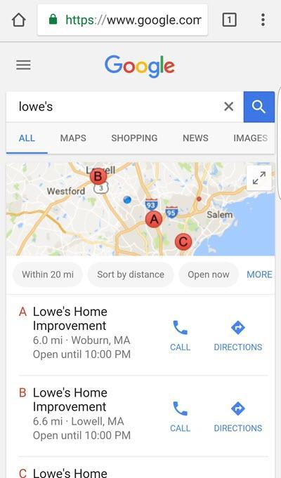 ¿Cuánto valen las búsquedas de marca en dispositivos móviles?
