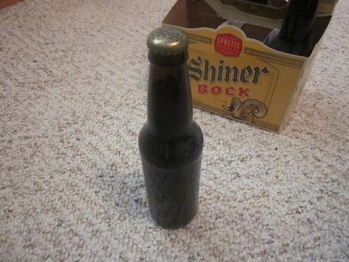 Botella terminada