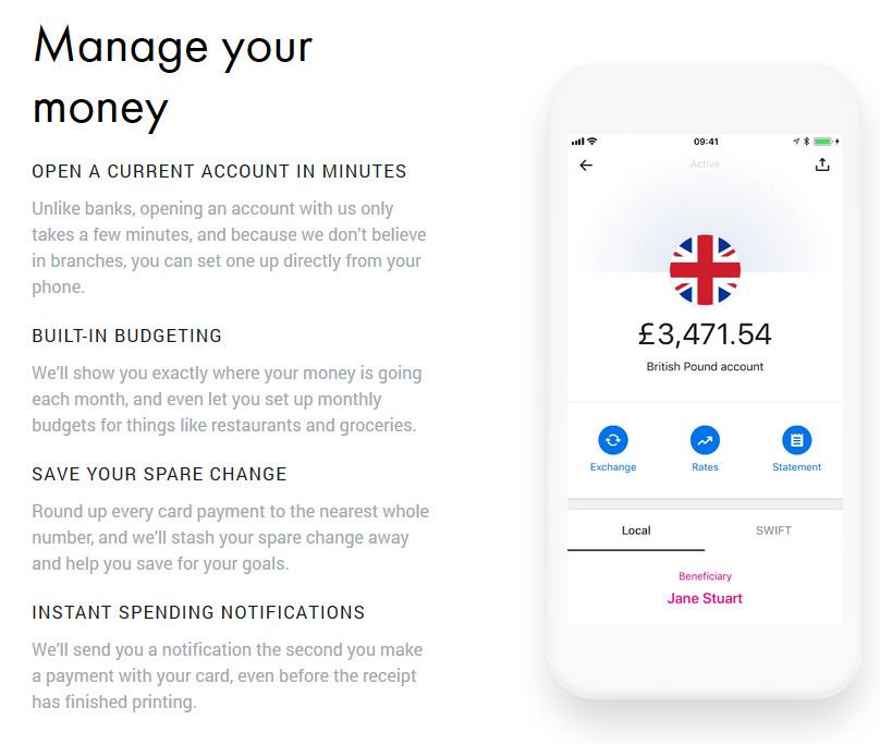 Administra tu dinero