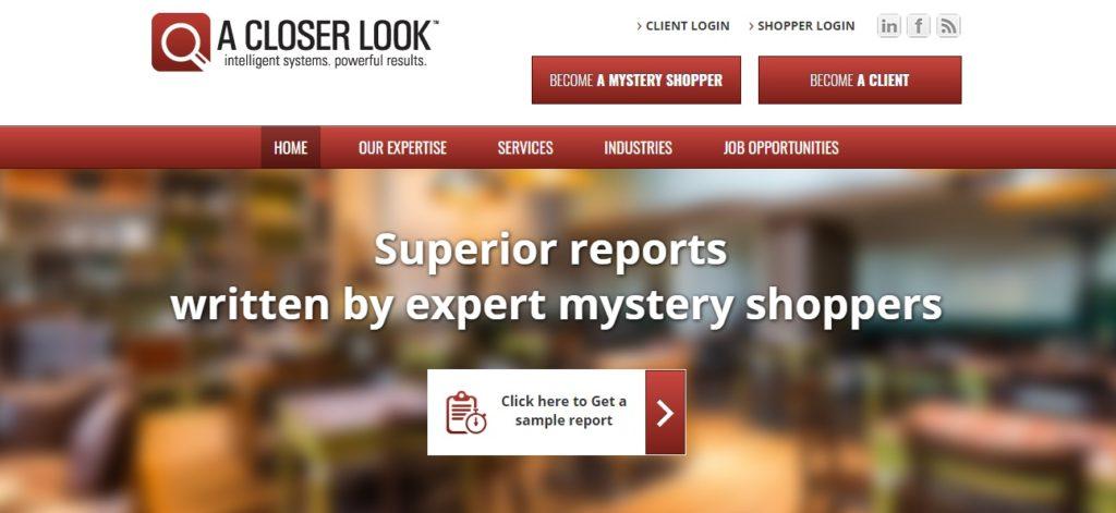 foro de compradores misteriosos