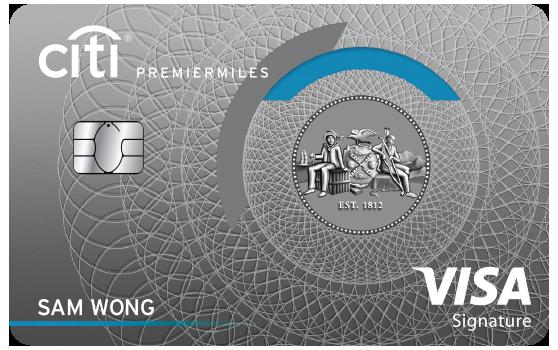 Tarjeta Citi PremierMiles Visa