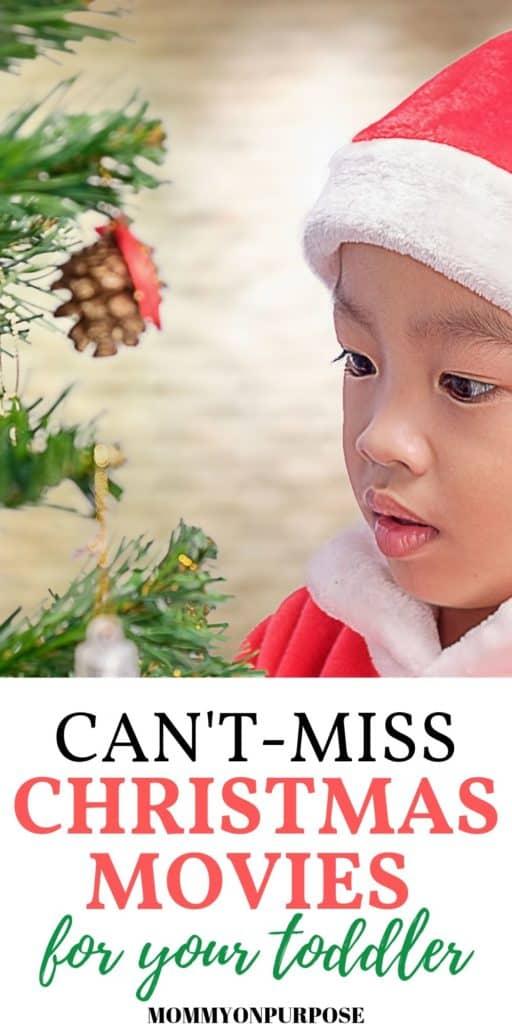 películas de navidad para niños pequeños