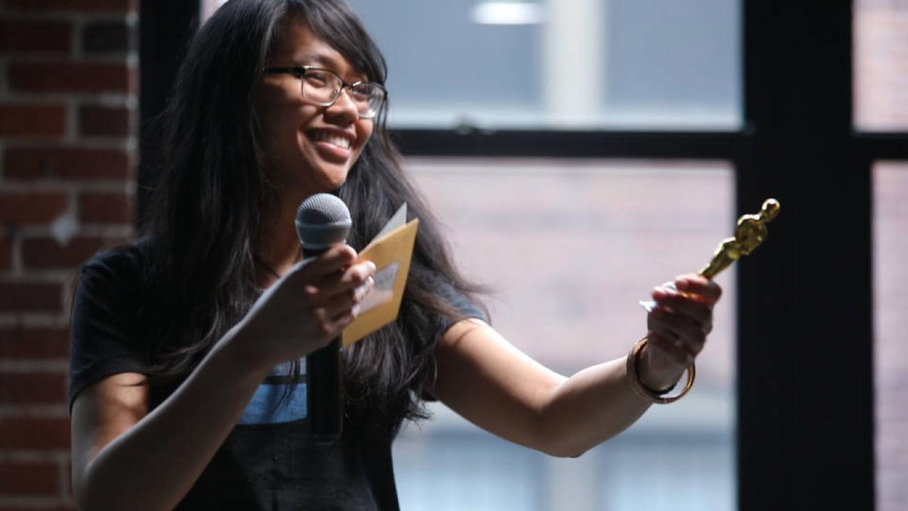 Cómo construir una cultura de video en la presentación de Wistia de su empresa