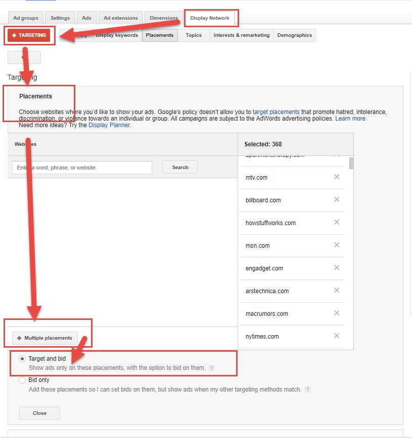 controlar el fraude de clics