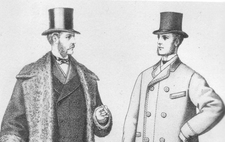 Cómo escribir una carta de presentación para una solicitud de empleo antiguo retrato de caballeros victorianos
