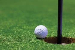 Pelota de golf Titleist