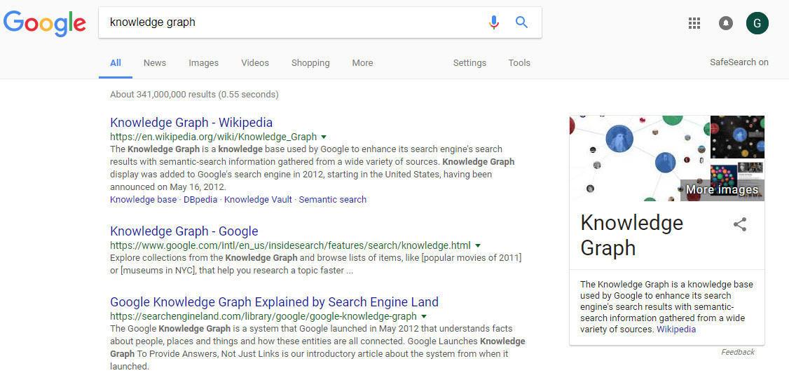 google-algoritm-update-conocimiento-gráfico