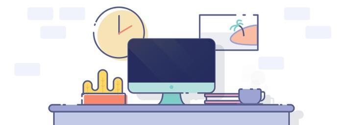 Una computadora en un escritorio.png
