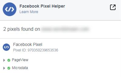 El complemento de Facebook Pixel Helper Chrome ayuda a los anunciantes de b2b a medir el ROI
