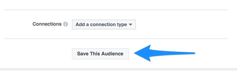 estructura de cuenta de anuncios de facebook