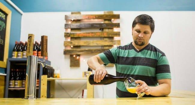 Sábado de Pequeños Negocios: Construyendo una Cervecería en Proclamation Ale Co.