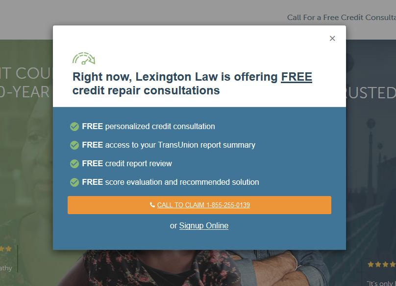 Reparación de crédito gratis