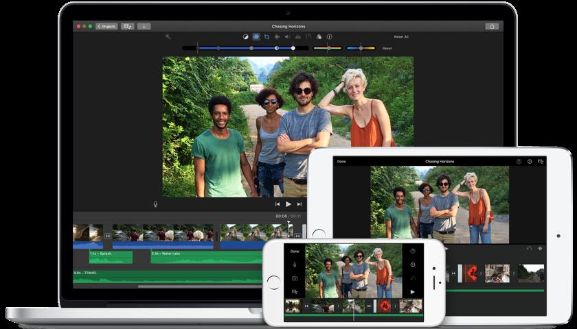 El mejor software de edición de video para principiantes iMovie