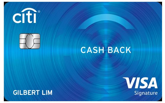 Tarjeta Citi Cash Back