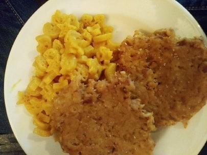 macarrones con queso y atún empanadas comida pobre
