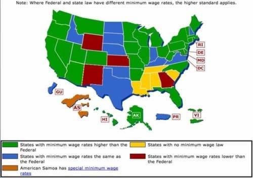 ¿Quién gana el salario mínimo? Un perfil estadístico
