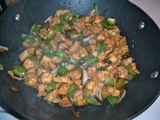 Receta de pollo teriyaki