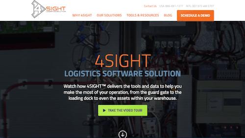 Software de gestión de almacenes 4SIGHT