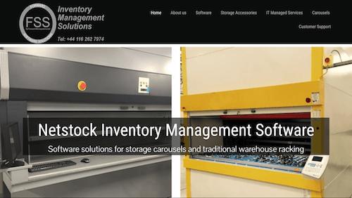 Software de gestión de inventario de Netstock