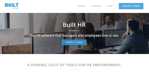 HR construida