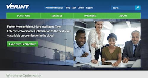 Verint Workforce Optimization