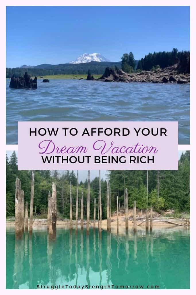 Cómo puede permitirse viajar por el mundo sin ser rico. PUEDES viajar a tu lista de deseos de vacaciones soñadas sin importar cuál sea tu presupuesto. Todo lo que tiene que hacer es desearlo lo suficiente y hacer algunos cambios menores en su estilo de vida. ¿Quiere saber más? Vea estos increíbles consejos sobre cómo puede ahorrar dinero para viajar. #Travel #SavingMoney #BudgetTravel #savemoneyfortravel #budgettraveltips #savemoney #wander