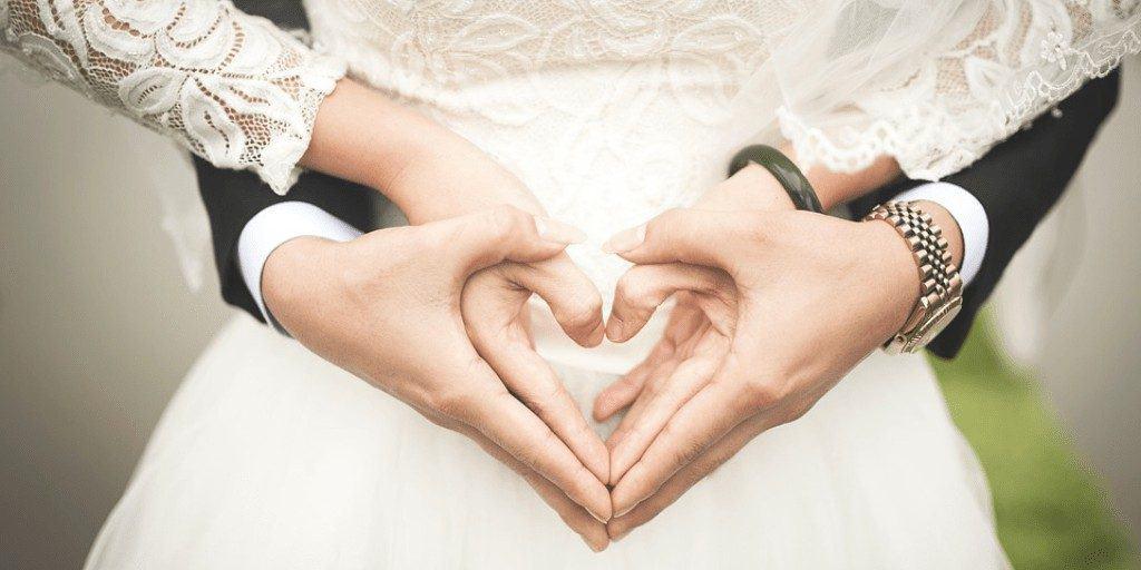 cómo ahorró dinero en su boda