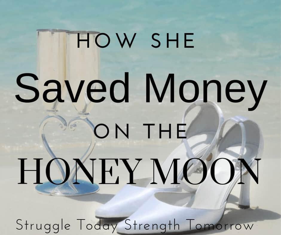 cómo ahorró dinero en la luna de miel