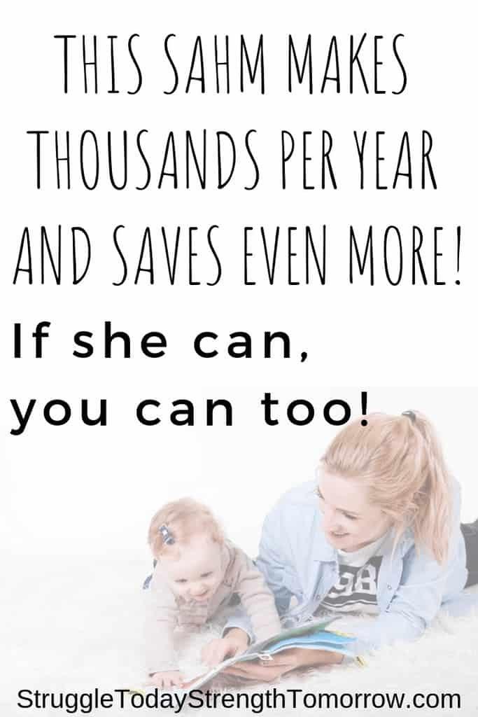 vea cómo esta madre que se queda en casa gana miles de dólares en casa y haciendo ajetreos. ella también es muy buena para ahorrar dinero, ¡mira cómo lo hace para que puedas sentirte inspirado!