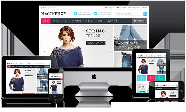 Blog tendencias de diseño ejemplos de diseño receptivo