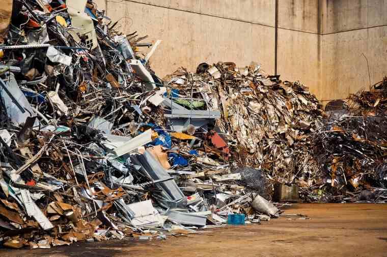 Comience un negocio de reciclaje como una madre que se queda en casa