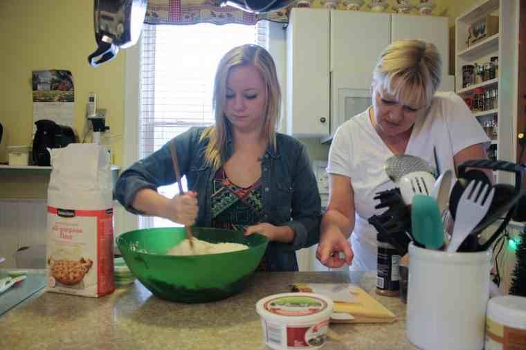 Hornee comidas gourmet como una estancia en casa mamá