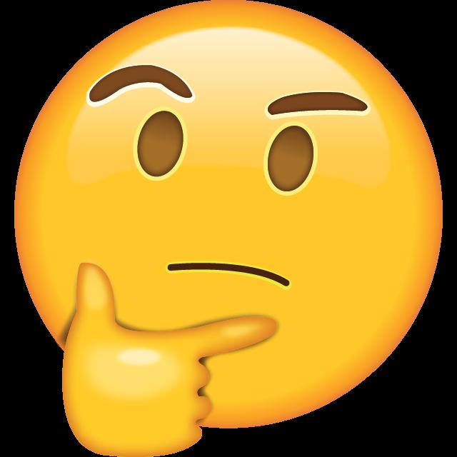 emoji perplejo