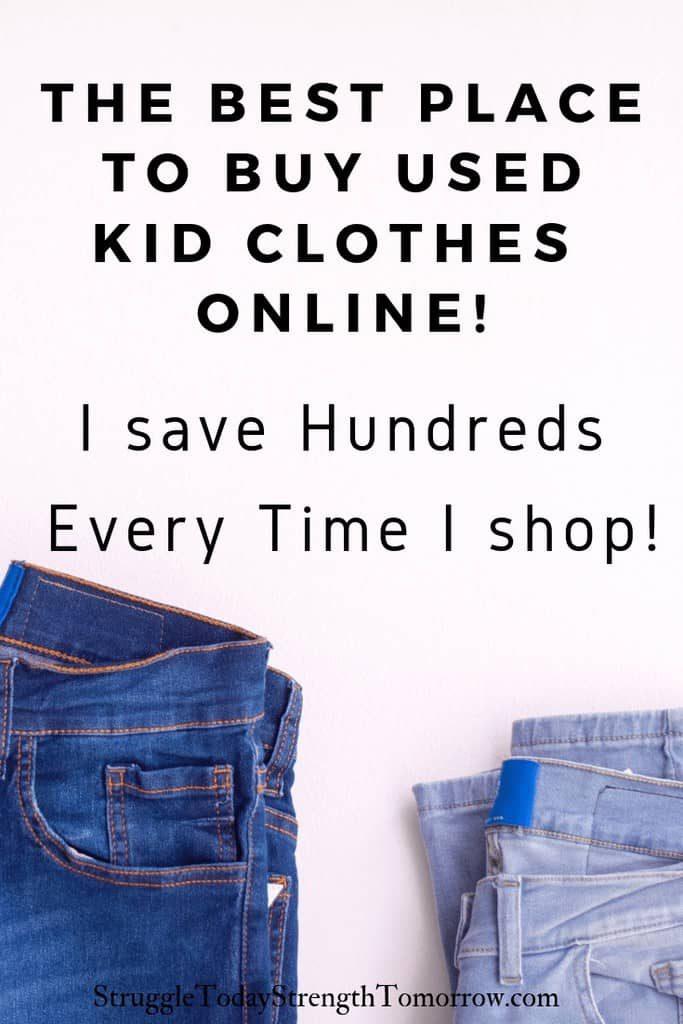 Mi sitio web favorito para ropa usada en línea. La madurez y la ropa para niños son muy baratas. además de precios económicos en ropa de hombre y vestimenta formal y de negocios. esta es una gran tienda de segunda mano en línea para ahorrar dinero en ropa