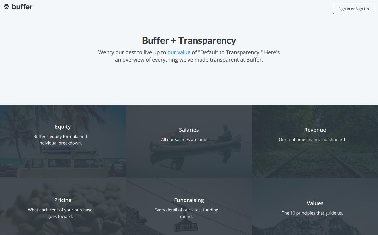 Beneficios del marketing de contenidos Transparencia cultural Cultura de la empresa