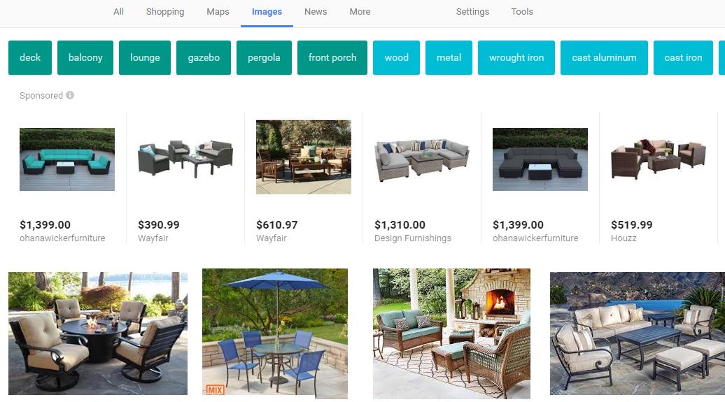Beneficios de la búsqueda de imágenes de marketing de contenidos