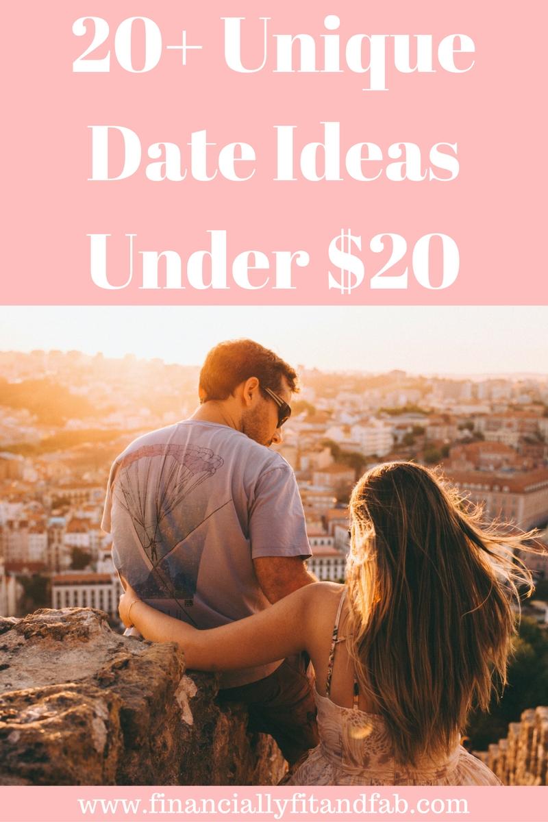 Más de 20 ideas para citas por menos de $ 20 fechas frugales citas románticas amor