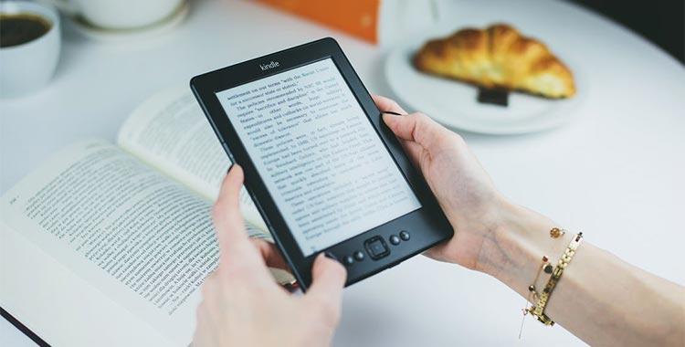 Escribir un libro electrónico