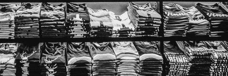 Ingresos pasivos de camisetas