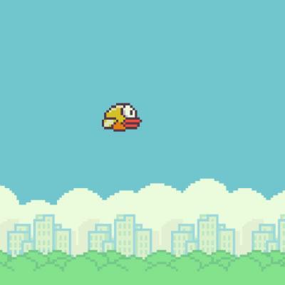 "Flappy Bird ""ancho ="" 214 ""altura ="" 214"