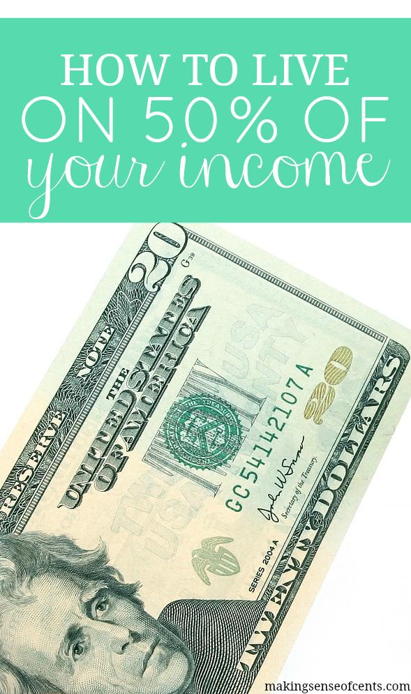 Cómo vivir con un ingreso