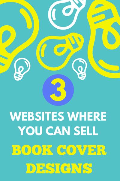 3 sitios web donde puedes vender diseños de portadas de libros