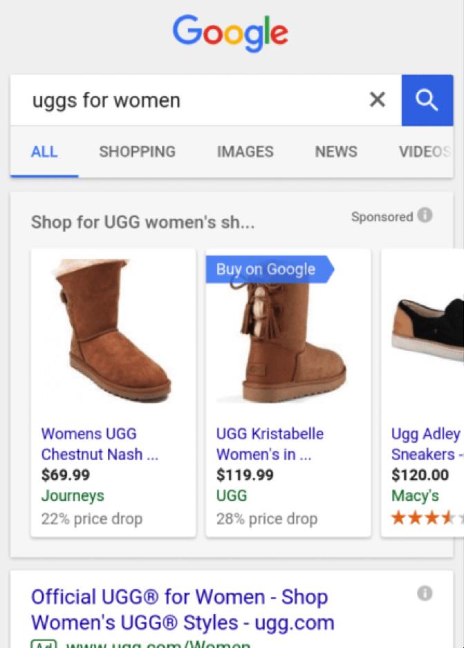 Compra en Google