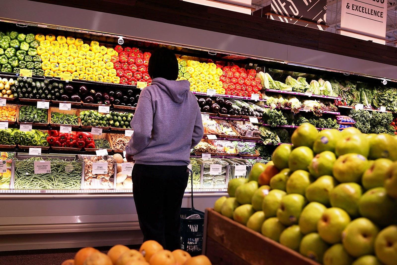 ¡Baje sus facturas de supermercado y pierda peso!