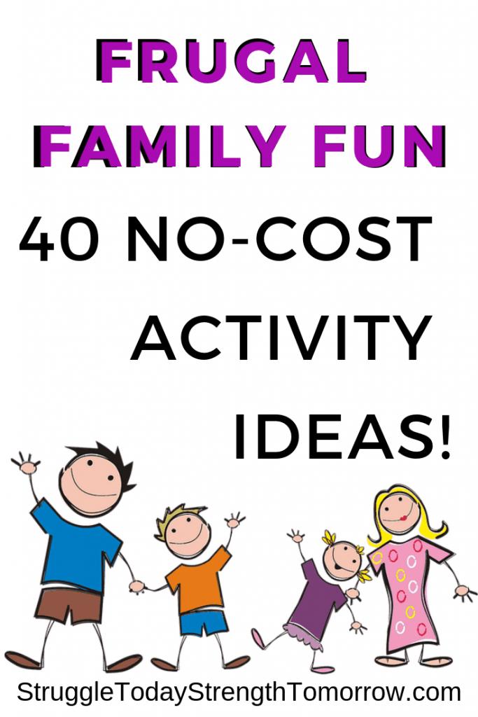 40 cosas gratis para hacer en un fin de semana familiar sin gastos. perfecto para buscadores de actividad frugal. A los niños les encantarán estas ideas y se pueden usar en cualquier época del año, así que esperamos divertirse en verano con los niños.