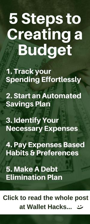 5 pasos sencillos para crear un presupuesto divertido y sin estrés