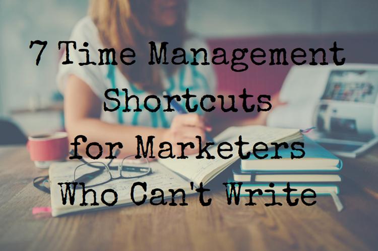 trucos de gestión del tiempo para escritores